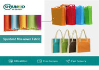 Colorful Polypropylene Spunbond Non Woven Fabric Roll 30gsm Anti - Bacteria