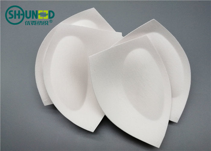 Polyester / Foam Garments Accessories Fashion Push Up Bra Cups Mould For Women'S Underwear