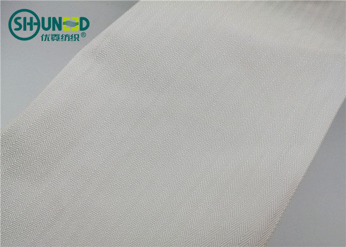 White Garments Accessories Elastic Nylon 66 Curing Wrapping Tape For Rubber Hose